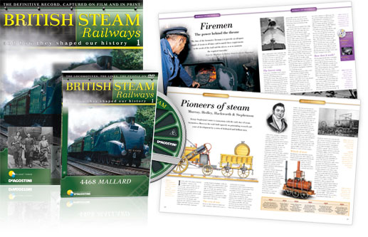 British Steam Railways